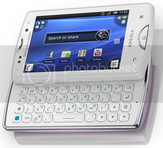 Sony Ericsson Xperia mini Pro