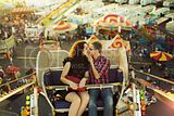 Love at the carnival.